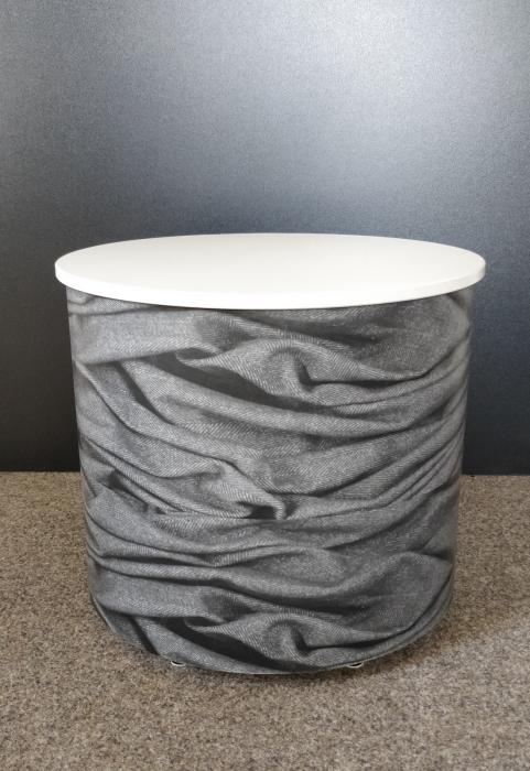 Rahi Pyöreä PRK 1004, istuinrahi